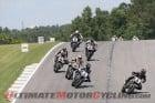Barber Vance & Hines Harley-Davidson Race