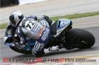 Pegram Racing Yamaha's Larry Pegram
