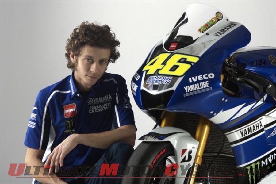 Valentino Rossi – FIM's New 'Green' Ambassador