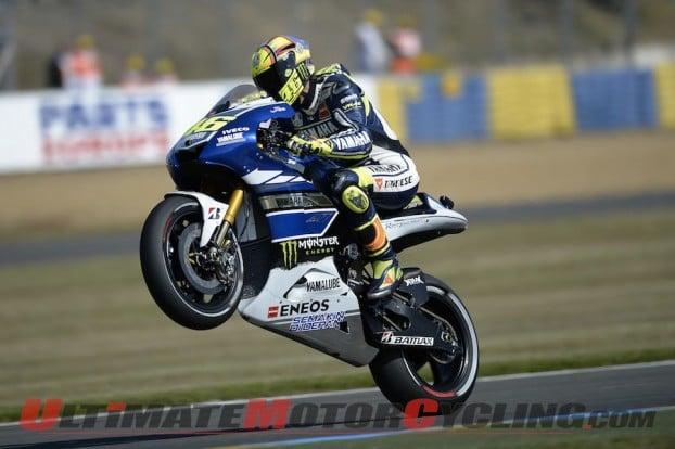 Lorenzo & Rossi Ready to Take on Catalunya MotoGP