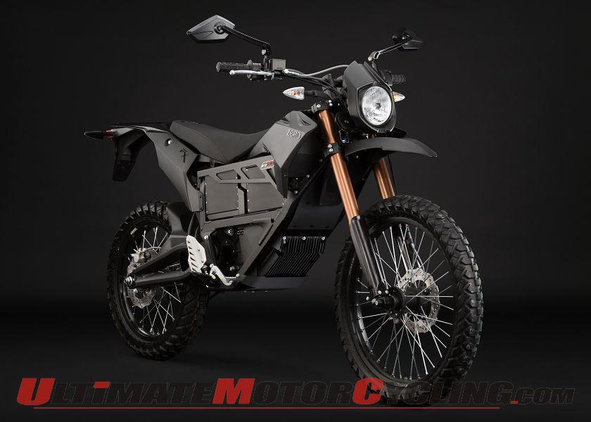 2013 Zero XU & FX Motorcycle Recall