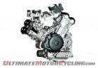 2013 Aprilia Dorsoduro 1200 Engine