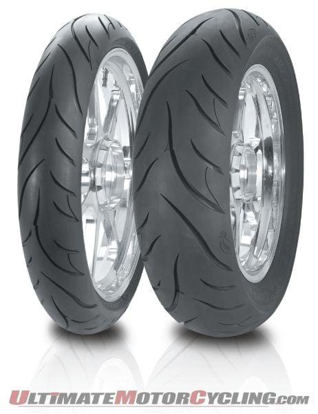 Avon Cobra Tire Combos for Kawasaki & Yamaha Motorcycles