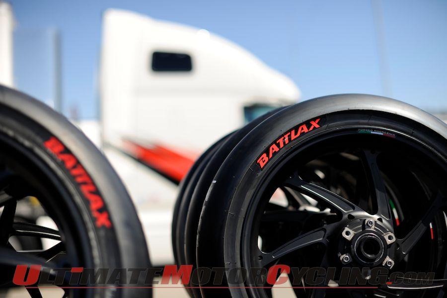 2013 Laguna Seca MotoGP | Bridgestone Tire Debrief