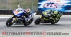 Yamaha's Jorge Lorenzo and Cal Crutchlow