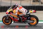 Honda's Marc Marquez