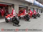 Ducati Team Paddock