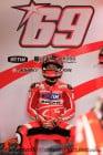 Ducati's Nicky Hayden