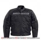 Harley-Davidson Blackoak Mesh Motorcycle Jacket