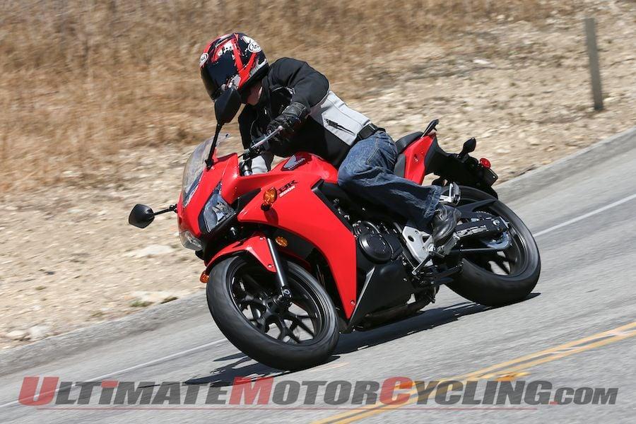 2013 Honda CBR500R | Review