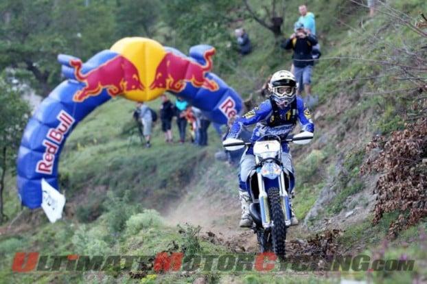 Husaberg's Jarvis Wins 2013 Red Bull Romaniacs