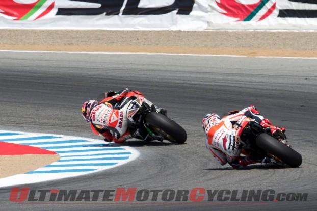 2013 Laguna Seca MotoGP | Results