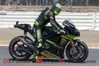Monster Tech 3 Yamaha's Cal Crutchlow