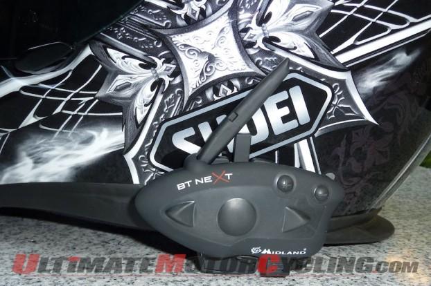 Midland Radio BT Next | Motorcycle Communicator Review
