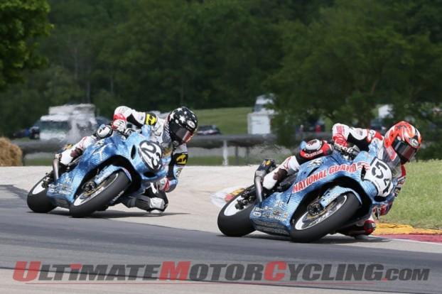 2013 Miller Motorsports Park AMA SuperBike   Preview
