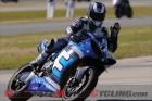 Foremost Racing Yamaha's Larry Pegram