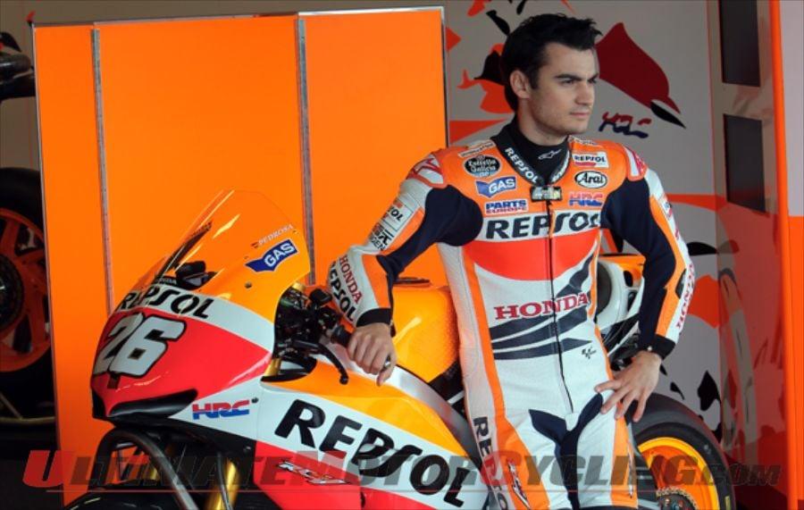 Repsol Honda's Dani Pedrosa | Q&A Ahead of Indy MotoGP