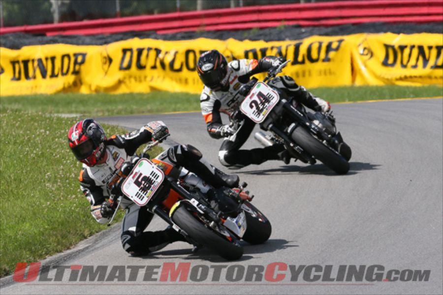 Rapp Wins Mid-Ohio AMA Pro Vance & Hines Harley-Davidson Race