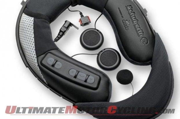 Schuberth SRC-System | Helmet Communicator Review