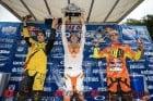 2013 Spring Creek Motocross 250 class podium