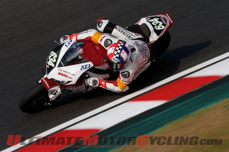 2013 Suzuka 8 Hours Results: Honda Takes 4th Straight Victory