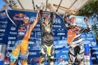 Washougal AMA Motocross 250cc Podium