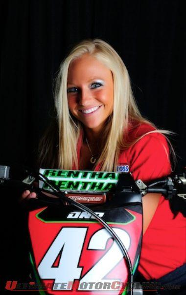 Miss AMA Arenacross Lindsey Scheltema