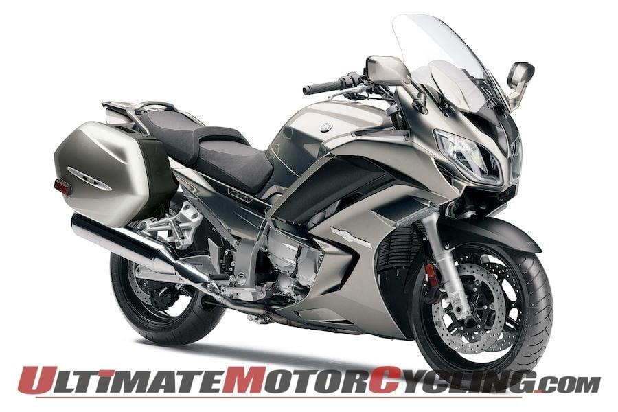 2013 Yamaha FJR1300A | Quick Look