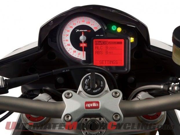 2014 Aprilia Tuono V4 R - Upgraded with ABS, 170 Horsepower