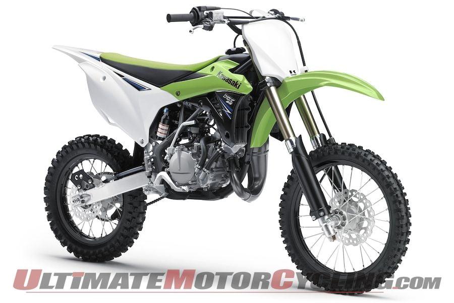 2014 Kawasaki KX85 | Overhauled for Jr. Motocross Riders