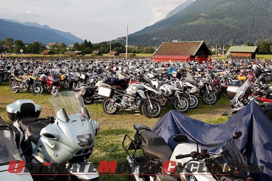2013 BMW Motorrad Days   Video Highlights