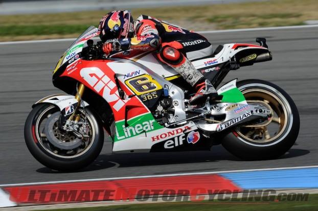 2013 Brno MotoGP | Bradl Tops Friday Practice