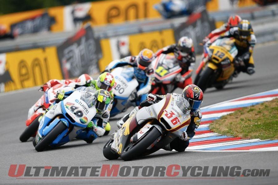 2013 Brno Moto2 | Results