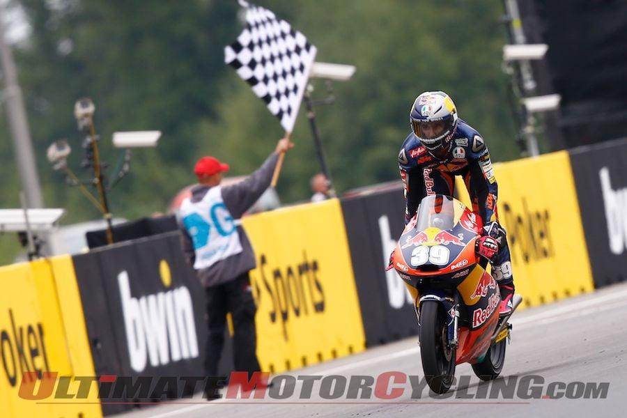 2013 Brno Moto3 | Results