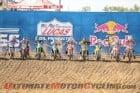 2013 AMA Motocross grid