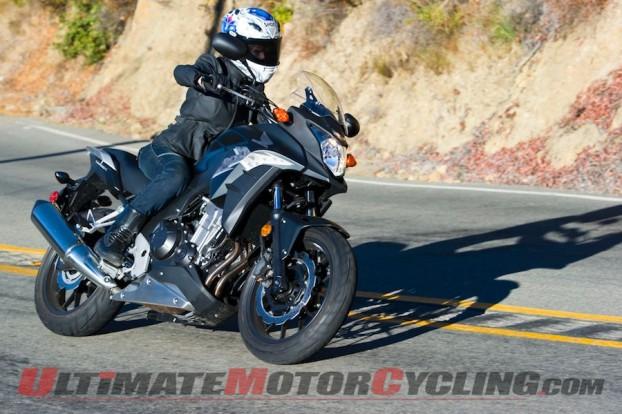 2013 Honda CB500X ABS   Review