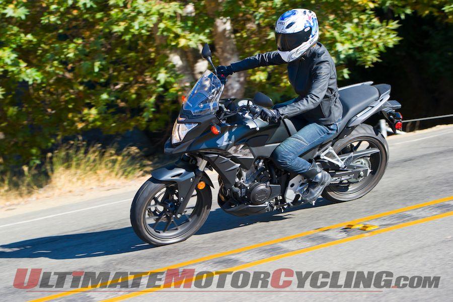 History Of Honda Dual Sport Motorcycles >> 2013 Honda CB500X ABS | Review