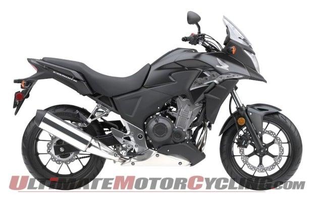 2013 Honda CB500X ABS | Review