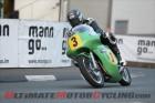 John McGuinness at Classic TT