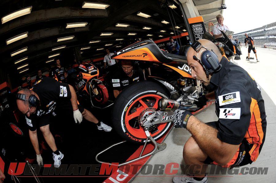 2013 Indianapolis MotoGP | Bridgestone Tire Debrief