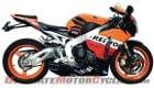 Honda CBR1000RR with Jardine GP-1R