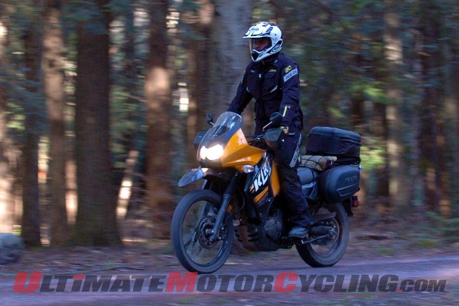 2013 Kawasaki Klr650 Review Macgyver Approved