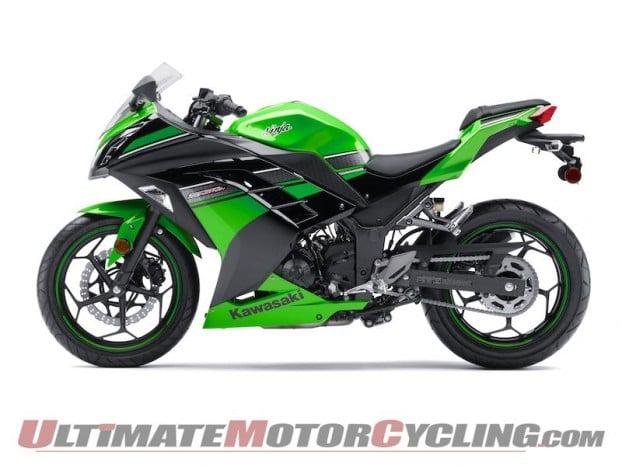 2013 Kawasaki Ninja 300 & Ninja ZX-14R | Comparison Review