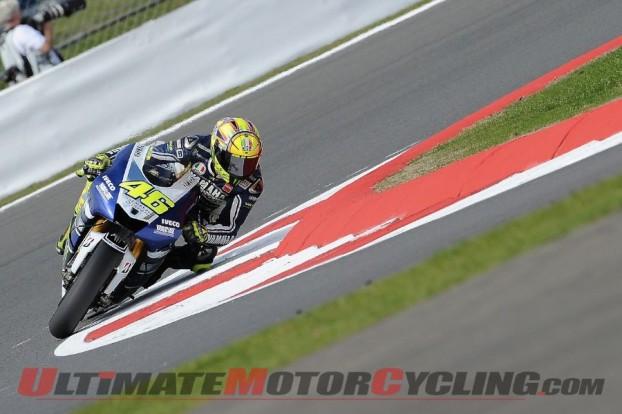 Silverstone MotoGP | Yamaha's Lorenzo Tops Friday Practice