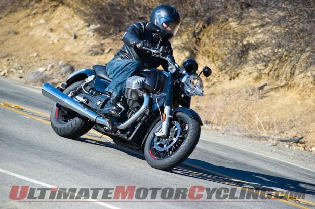 2013 Moto Guzzi 1400 California Custom | Review