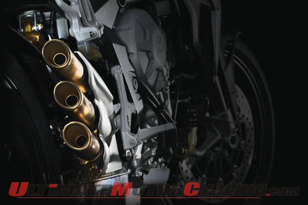MV Agusta Brutale 800 / 675 Comparo | Triple Scoops of Fast