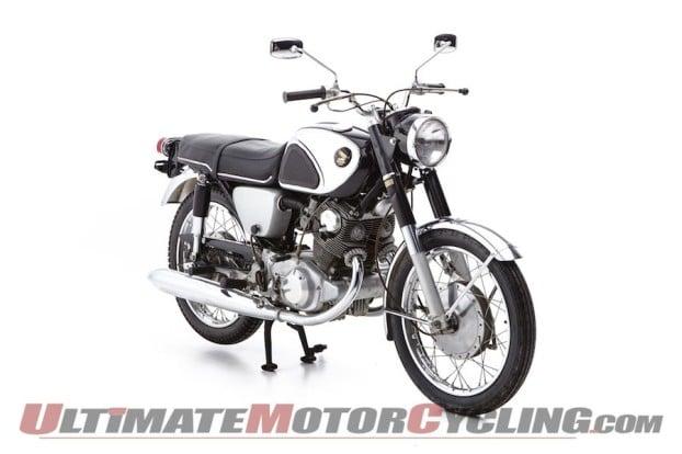 Buttinger 50s Through Modern Japanese Motorcycles to Bonhams
