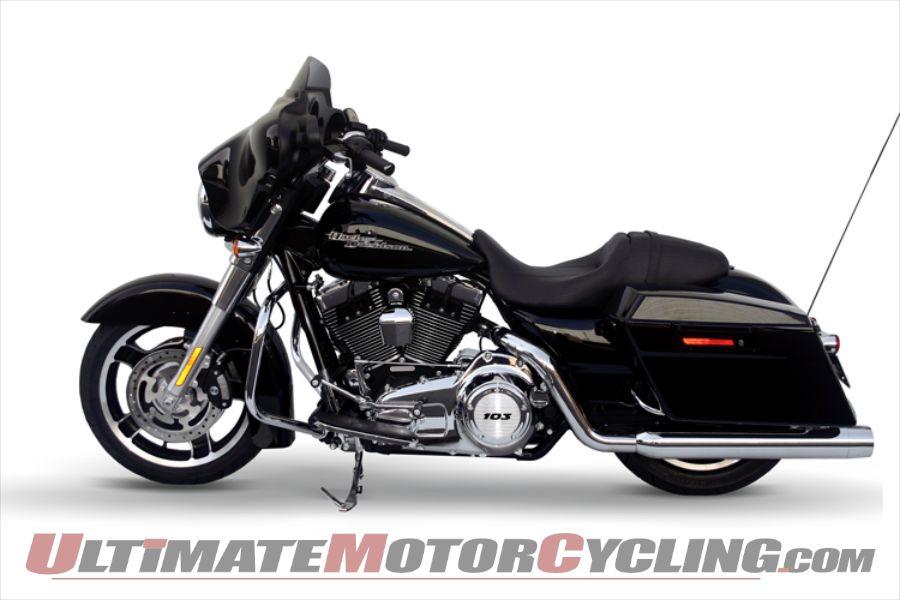 Samson Releases Thunder Pro True Dauls for Harley Baggers