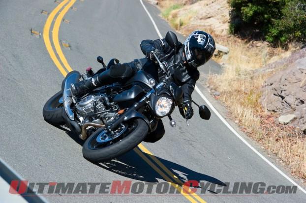 2013 Suzuki SFV650 | Review