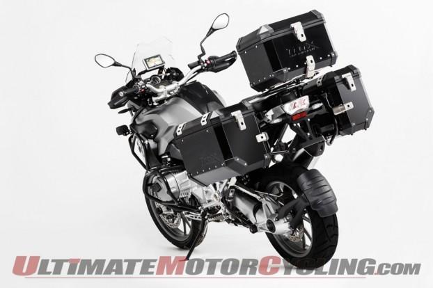 2013 BMW R1200GS | SW-Motech Build